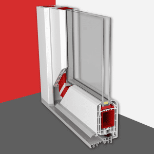 Dverový systém<br>Aluplast Ideal 4000