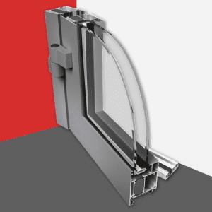 Ponzio PE 68 HI<br>ajtórendszer