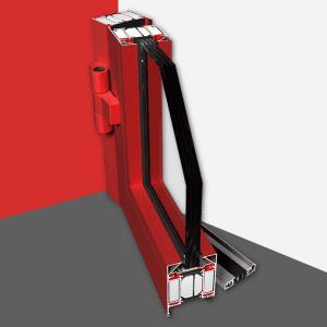 Protipožiarny systém<br>Ponzio PE 78 EI
