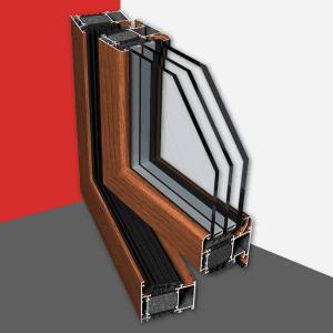 Okenný systém<br>Ponzio PE 78N HI