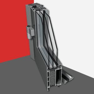 Ponzio PE 78N HI<br>ajtórendszer